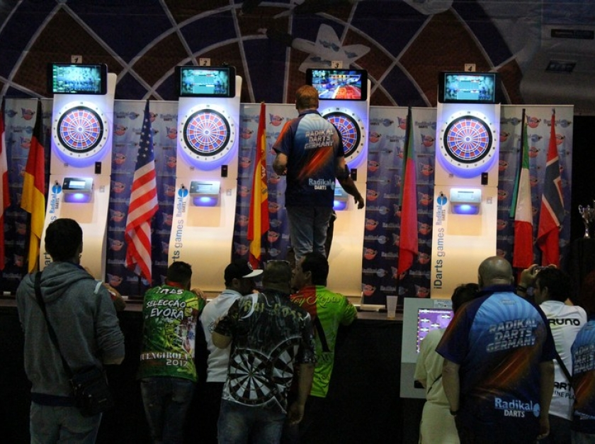 Bilde Radikal Darts International Championship Fuengirola 2017