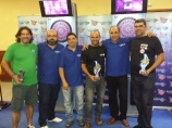 Bilder av nyheter Doubles Winners - Radikal Darts International Championships