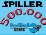 Bilder av nyheter SPILLER NR 500.000
