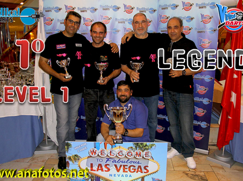 Bilde RADIKAL DARTS INTERNATIONAL CHAMPIONSHIP MADRID 2015